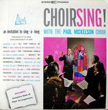 The Paul Mickelson Choir - Choirsing