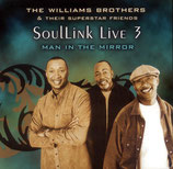 Williams Brothers - SoulLink Live 3 CD
