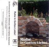 EBV - Ruhe in Gottes Liebe! : Zeltchor Österreich 1993