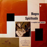 Dr.Dwight Wadsworth - Negro Spirituals