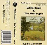 Willie Banks & The Messengers - God's Goodness