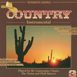 COUNTRY Instrumental Played by Mr.Guitarman, Chano, The Twins and Phil Barrett