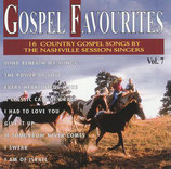 The Nashville Session Singers - Gospel Favorites Vol.7-
