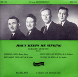 Gleaner Quartet - Jesus Keeps Me Singing