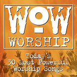 WOW Worship (orange) : Today's 30 Most Powerful Worship Songs (2-CD)