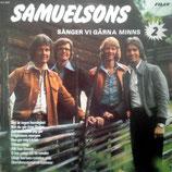Samuelsons - Sänger Vi Gärna Minns 2