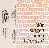Bibelschule Beatenberg - Wir singen einen Chorus II