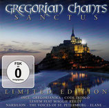 Gregorian Chants - Sanctus - Limited Ediiton (2 CD + 1 DVD- Box)