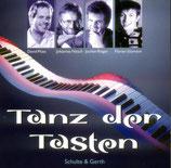 David Plüss / Johannes Nitsch / Jochen Rieger / Florian Sitzmann - Tanz der Tasten