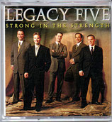 LEGACY FIVE - Strong In The Strength - Mini Disc