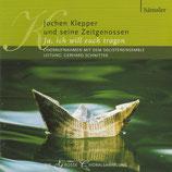 Solistenensemble - Jochen Klepper : Ja, ich will euch tragen