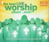 More Best LIVE Worship Album Ever 3-CD-Box