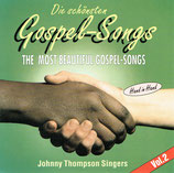 The Johnny Thompson Singers - Die schönsten Gospelsongs Vol.1, Vol.2, Vol.3 (3-CD)