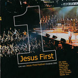 Live vom Jesus First Festival Christival 2002 (Michael Janz, Johannes Falk, Natalie Janz,  Judy Bailey, u.a.)