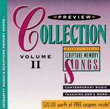 Preview Collection Volume II - Scripture Memory Songs