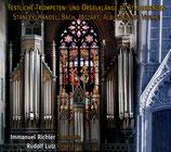 Festliche Trompeten- und Orgelklänge zu St.Laurenzen (Stanley,Händel,Bach,Mozart,Albinoni,Viviani)