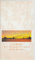 People Just Like Us - Live Worship Hills Christian Life Centre Sydney Australia VHS Video 1995