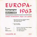 Europakampanj Schweden - Europakampagne Österreich 1963