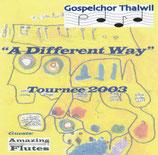 Gospelchor Thalwil - A Different Way (Tournee 2003)
