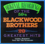 Blackwoods - 20 Greatest Hits CD <