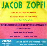 Jakob Zopfi - Lebst du das Leben mit Christus