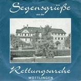 Chor der Rettungsarche Möttlingen - Segensgrüsse aus der Rettungsarche (Nr.15603/4)