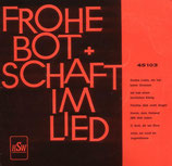 Jugendchor Dümmlinghausen - Frohe Botschaft im Lied 45103