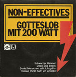 Non-Effectives - Gotteslob mit 200 Watt