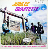 Jubilee Quartette - 50th Anniversary