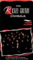 The Rickey Grundy Chorale VIDEO ALBUM VHS Video