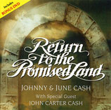 Johnny & June Cash with Special Guest John Carter Cash - Return To The Promised Land (CD+DVD)