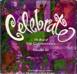The Continentals - Celebrate : The Best of The Continentals Volume 3