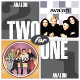 Avalon - Two For One : A Maze Of Grace / A Different Light 2-CD