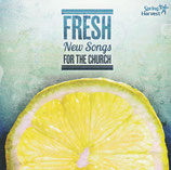 Spring Harvest - Fresh New Songs For The Church 2-CD