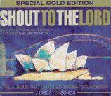 Darlene Zschech with Hillsong Australia - Shout To The Lord 1+2 Special Gold Edition 2 Disc 28 Songs
