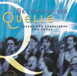 Bei dir ist die Quelle - Lieder für Singeteams und Chöre (Elke Reichert, Anne Strauch, Ingo Beckmann, Sebastian Cuthbert, u.a.)