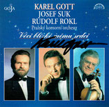 Karel Gott (Josef Suk, Rudolf Rokl) - Véci blizké mému srdci