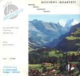 Missions Quartett - Soli Deo Gloria