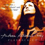 Andrea Adams-Frey - PLAYBACK-CD : Das lila Album + Aus der Tiefe (2-CD)