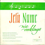 Gitarrenchor Adelshofen - Jesu Name nie verklinget 2