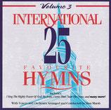 25 International Favourite Hymns Volume 3