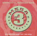 alternative christian rock MEGA 3 CD Collection : RESURRECTION BAND, LSU, THE CHOIR