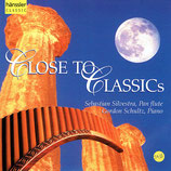 Sebastian Silvestra (Pan flute) & Gordon Schultz (Piano) - Close To Classics