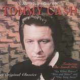 Tommy Cash - The Very Best of Tommy Cash : 16 Original Classics