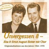 """Elsa & Ernst August Eicker mit Chor """"Wir singen für Jesus"""""""