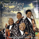 Soweto String Quartet plays Gospel featuring Rebecca Malope