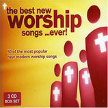 The Best New Worship Songs Ever 3-CD-Box