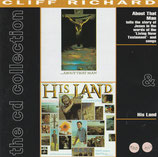 Cliff Richard - About That Man / His Land (2-CD)