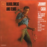 JOHNNY CASH : Blood, Sweat And Tears