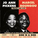 Jo Ann Pickens & Marcel Boungou - Praise Him Live